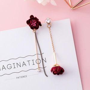 ❤️️NEW UNIQUE Flower Handmade Earrings R8